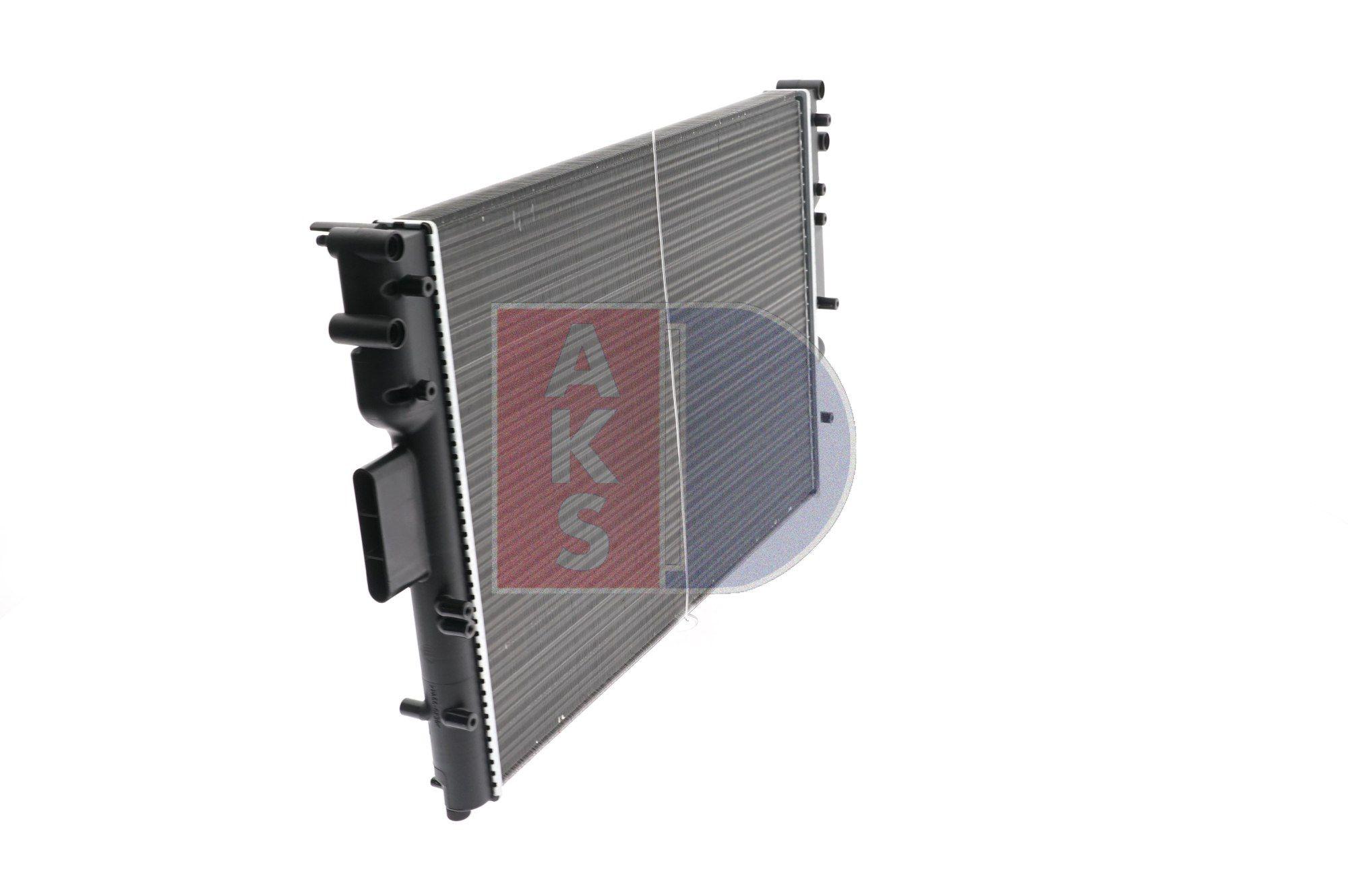 400037N Kühler Motorkühlung AKS DASIS in Original Qualität