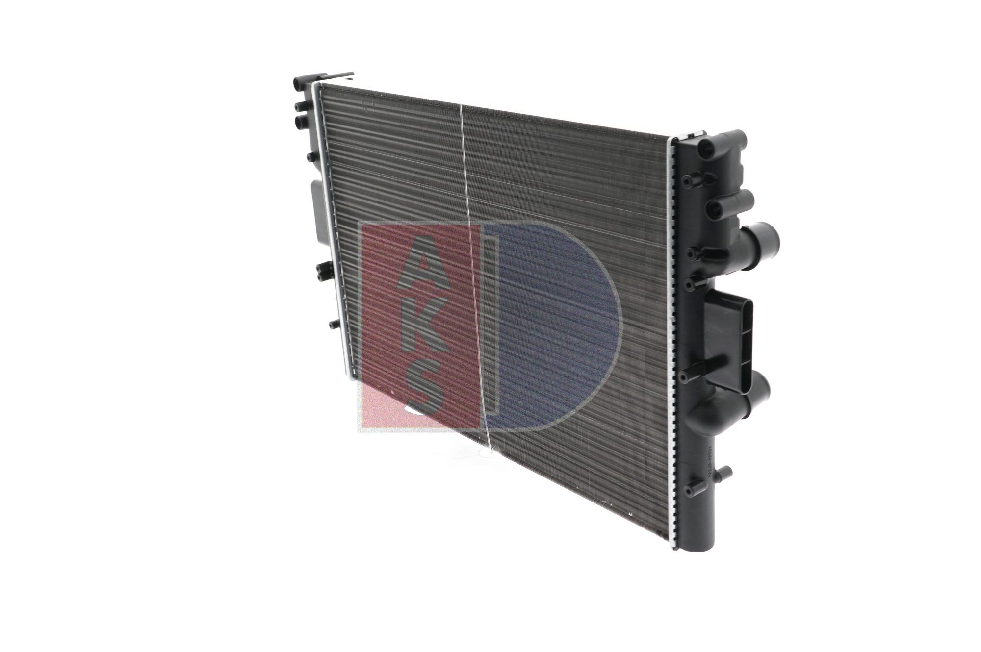 400037N Kühler AKS DASIS - Markenprodukte billig