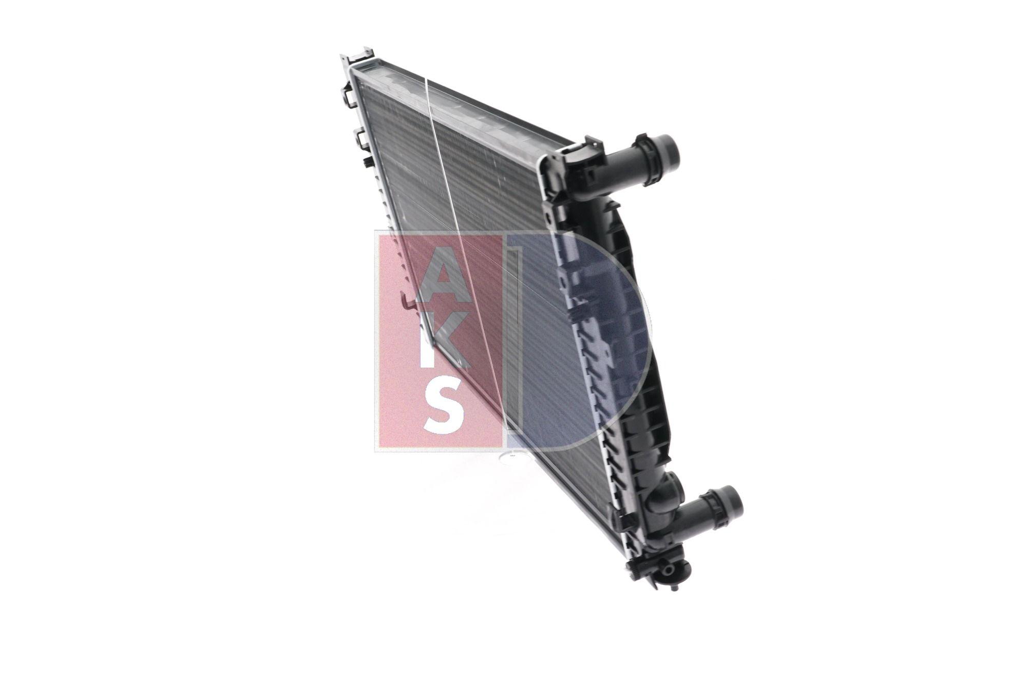 480390N Kühler Motorkühlung AKS DASIS in Original Qualität