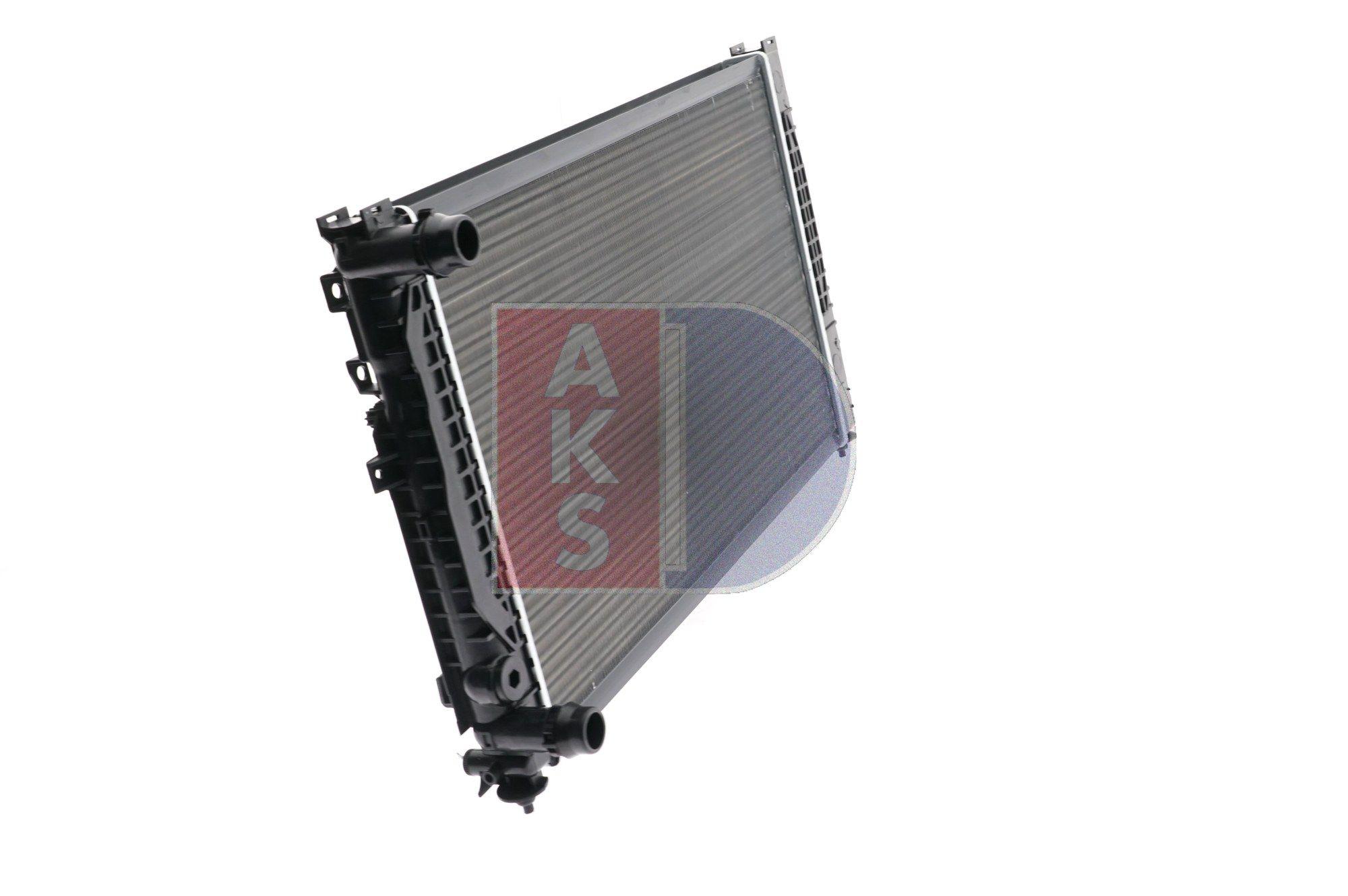 Kühler, Motorkühlung 480390N von AKS DASIS