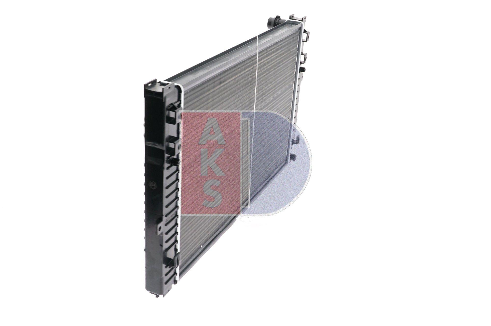 480390N Kühler, Motorkühlung AKS DASIS Test