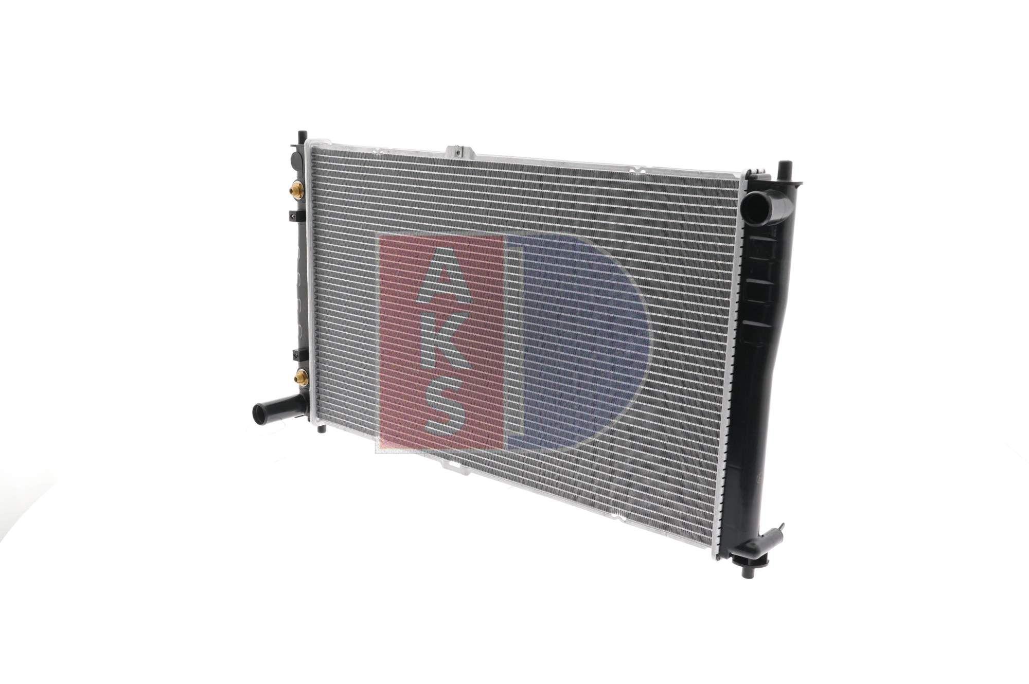 Kühler, Motorkühlung AKS DASIS 510100N Bewertungen