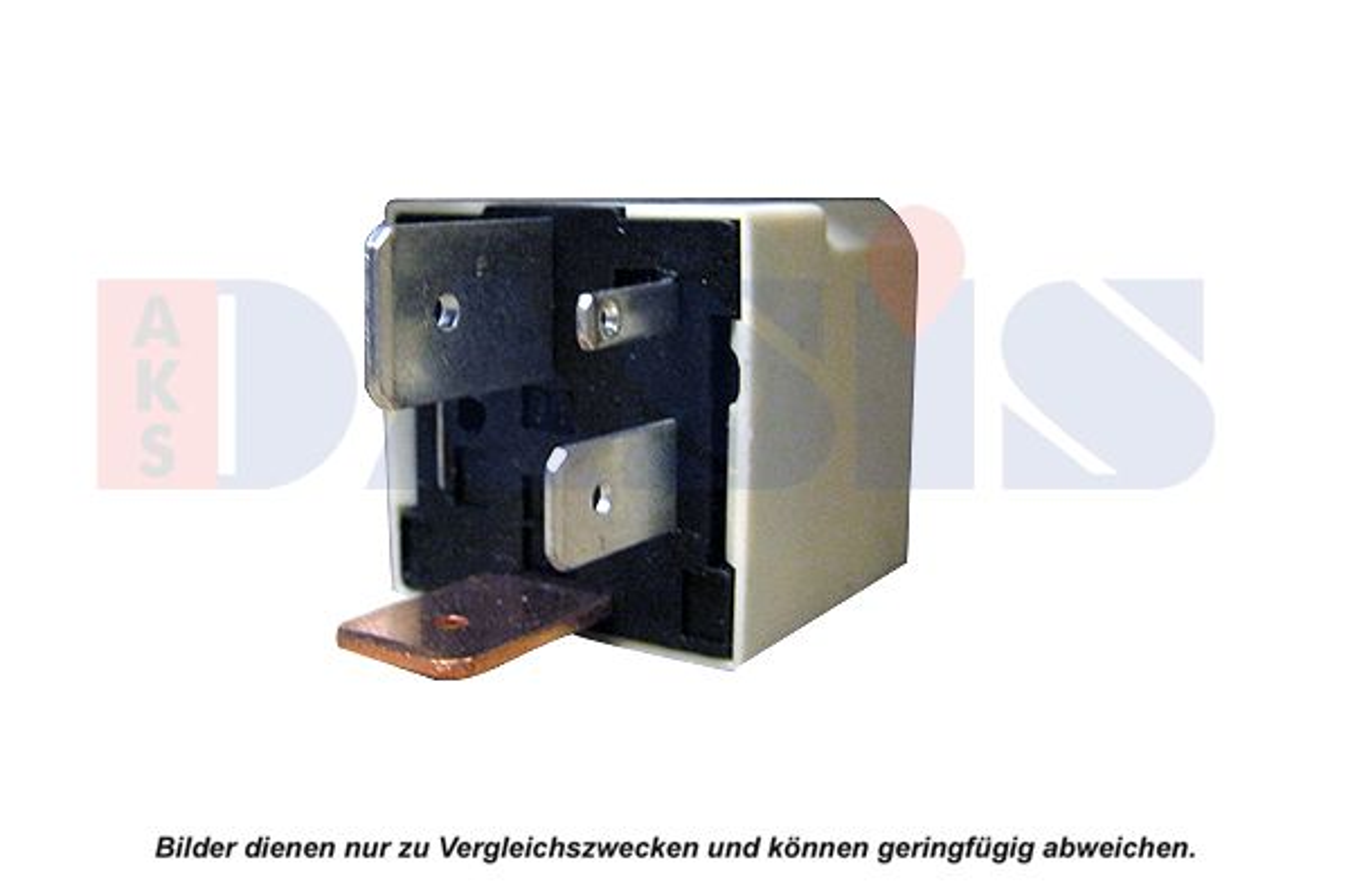 AKS DASIS: Original Relais, Kühlerlüfternachlauf 730085N ()