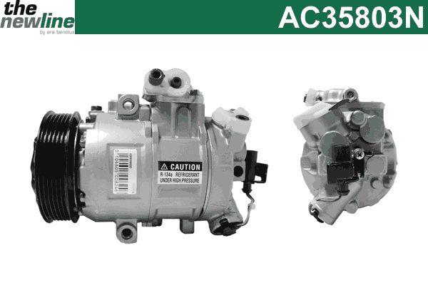 Kompressor Klimaanlage Polo 9n 2006 - The NewLine AC35803N ()