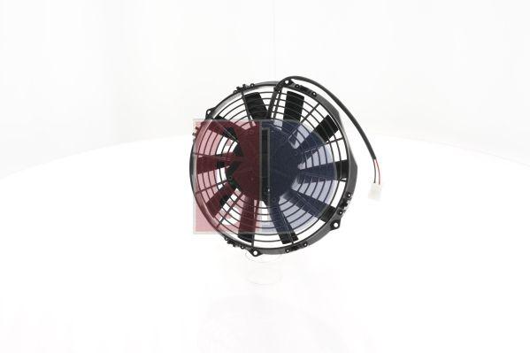 Original SKODA Lüfter, Klimakondensator 870011N