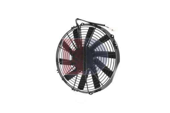 AKS DASIS   Lüfter, Klimakondensator 870790N