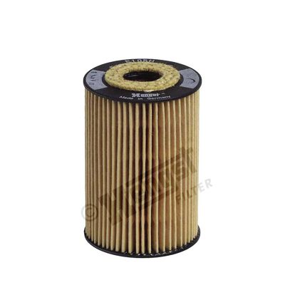 Oljefilter HENGST FILTER E105H D51 Recensioner