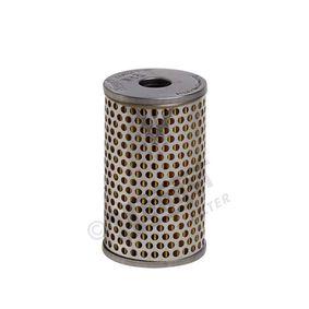 Comprare 4110000 HENGST FILTER Diametro interno 2: 18,0mm, Ø: 58,0mm, Alt.: 100,0mm Filtro olio E10H02 poco costoso