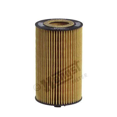 E160H01 D28 HENGST FILTER Oliefilter til MERCEDES-BENZ ATEGO 2 - køb nu