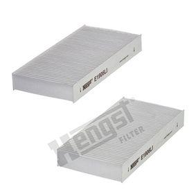Günstige Filter, Innenraumluft mit Artikelnummer: E1906LI-2 jetzt bestellen