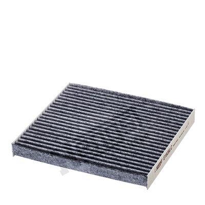 MAZDA CX-7 2007 Klimaanlage - Original HENGST FILTER E1926LC Breite: 216mm, Höhe: 26mm, Länge: 198mm
