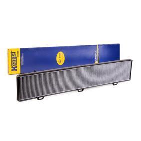 6204310000 HENGST FILTER Aktivkohlefilter Breite: 131,0mm, Höhe: 18,0mm, Länge: 829,0mm Filter, Innenraumluft E1959LC günstig kaufen