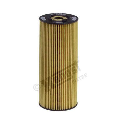 HENGST FILTER Filtr oleju do MERCEDES-BENZ - numer produktu: E197H D23