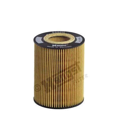 Ölfilter HENGST FILTER E203H D67