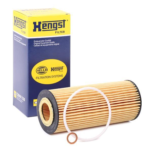 HENGST FILTER Ölfilter E28H01 D26