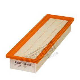 HENGST FILTER Interieurfilter E2903LI - koop met een korting van 16%
