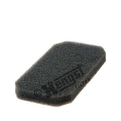 HENGST FILTER: Original Pollenfilter E2927LI (Breite: 107mm, Höhe: 20mm, Länge: 227mm)