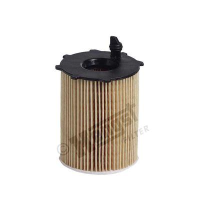 Ölfilter HENGST FILTER E40H D105