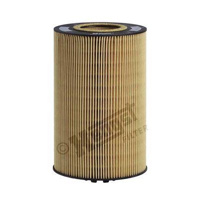 E422H D86 HENGST FILTER Oil Filter for MAN TGX - buy now