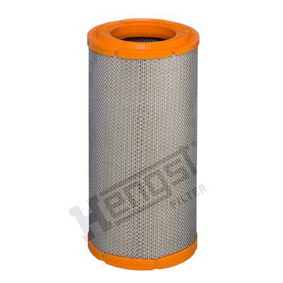 2801310000 HENGST FILTER Filtereinsatz Höhe: 353mm Luftfilter E434L günstig kaufen
