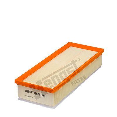 Zracni filter E676L01 HENGST FILTER - samo novi deli