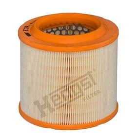 4055310000 HENGST FILTER Cartucho filtrante Altura: 155,0mm Filtro de aire E724L a buen precio
