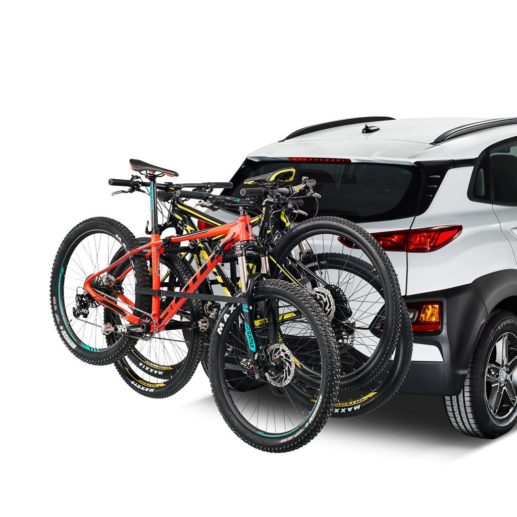 940-520 Porta-bicicleta traseira CRUZ originais de qualidade
