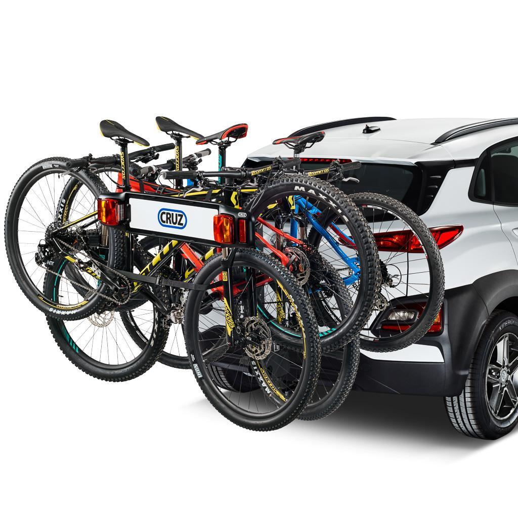 940-525 Porta-bicicleta traseira CRUZ originais de qualidade
