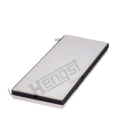 Купете 729310000 HENGST FILTER поленов филтър ширина: 158мм, височина: 33мм, дължина: 351мм Филтър, въздух за вътрешно пространство E908LI евтино