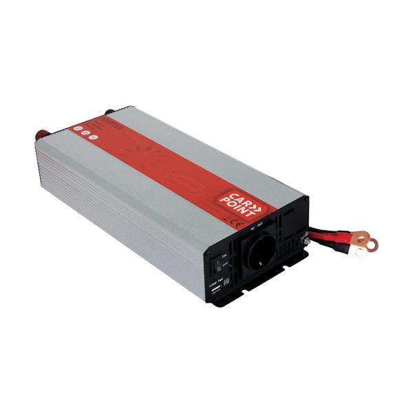 0510354 CARPOINT mit Überspannungsschutz Wechselrichter 0510354 günstig kaufen