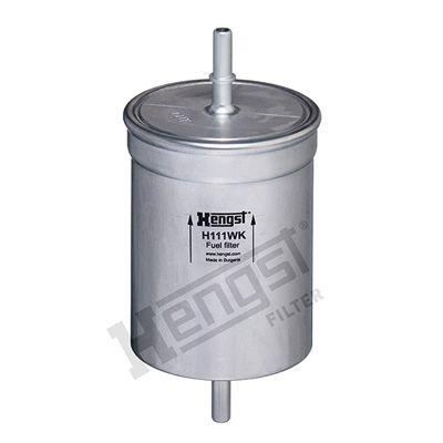 Palivový filtr H111WK s vynikajícím poměrem mezi cenou a HENGST FILTER kvalitou