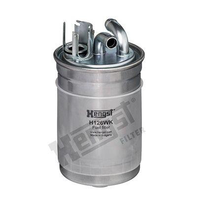 Skoda SUPERB HENGST FILTER Palivový filtr H126WK