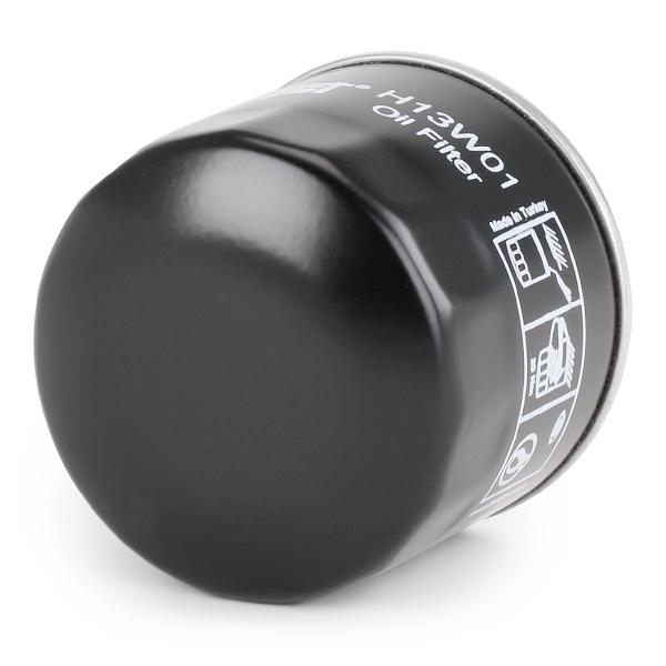 H13W01 Engine oil filter HENGST FILTER - Cheap brand products