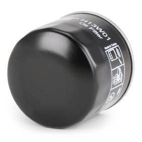 H13W01 Ölfilter HENGST FILTER - Markenprodukte billig