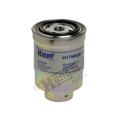 HENGST FILTER Filtro carburante H17WK08