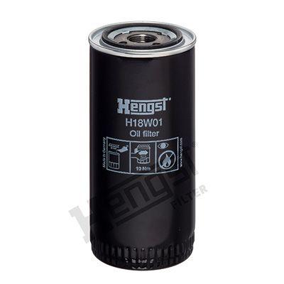 HENGST FILTER Ölfilter H18W01