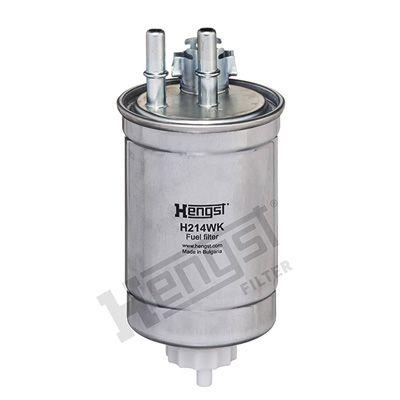 Osta 882200000 HENGST FILTER Ühendusfilter Kõrgus: 191mm Kütusefilter H214WK madala hinnaga