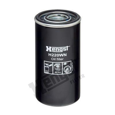 H220WN HENGST FILTER Ölfilter für IVECO TurboStar jetzt kaufen