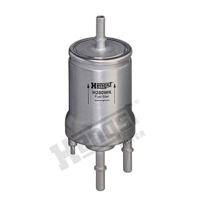 Skoda SUPERB HENGST FILTER Palivový filtr H280WK