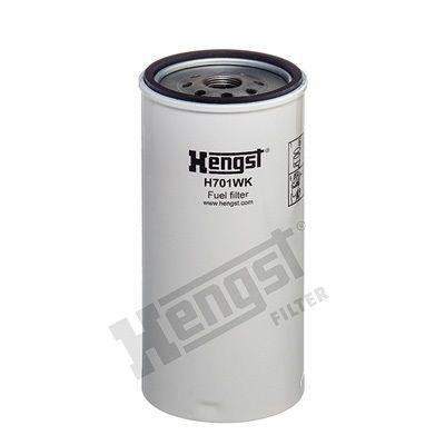 H701WK HENGST FILTER Filtro carburante per MERCEDES-BENZ ACTROS acquisti adesso