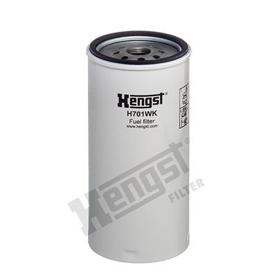 H701WK HENGST FILTER Bränslefilter till MERCEDES-BENZ ACTROS - köp dem nu