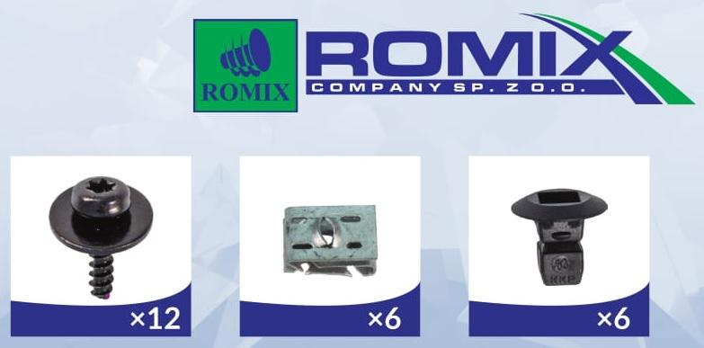 ROMIX %ART_NO_SYN_CLEAR% %DYNAMIC_AUTOPART_SYNONYM% Golf 5 1k1 1.0 2007 65 PS - Premium Autoteile-Angebot