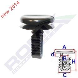 ROMIX Kiinnike C60648 - Osta nyt!