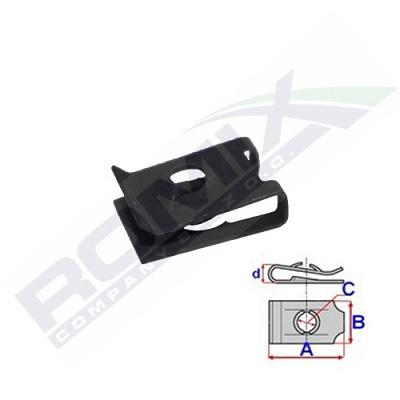 Car spare parts VW 166 1945: Clip ROMIX C70173 at a discount — buy now!