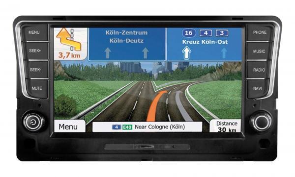 VN810 VW-G7 ESX 8in, 2 DIN, 4x50W Pantalla para coche VN810 VW-G7 a buen precio