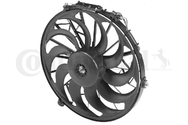 5WK05460-V VDO Ø: 400mm, mit Halter Kühlerlüfter 5WK05460-V günstig kaufen