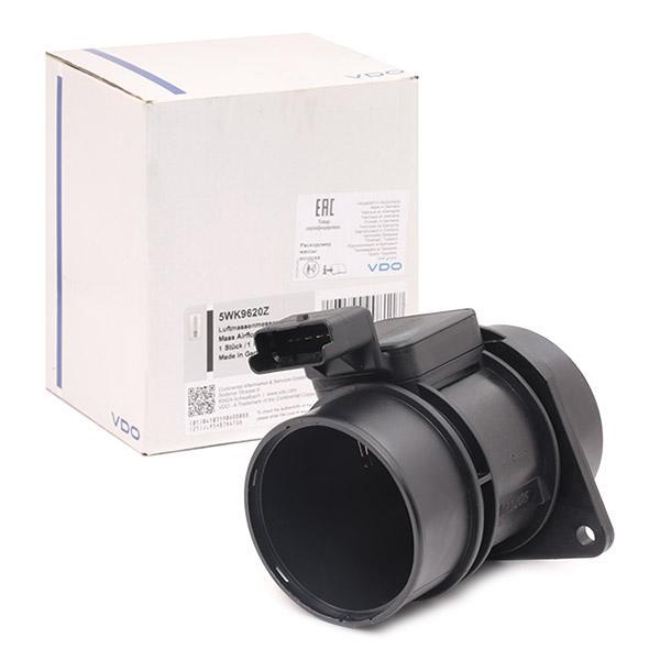 Въздухомер-измерител на масата на въздуха 5WK9620Z за OPEL MOVANO на ниска цена — купете сега!