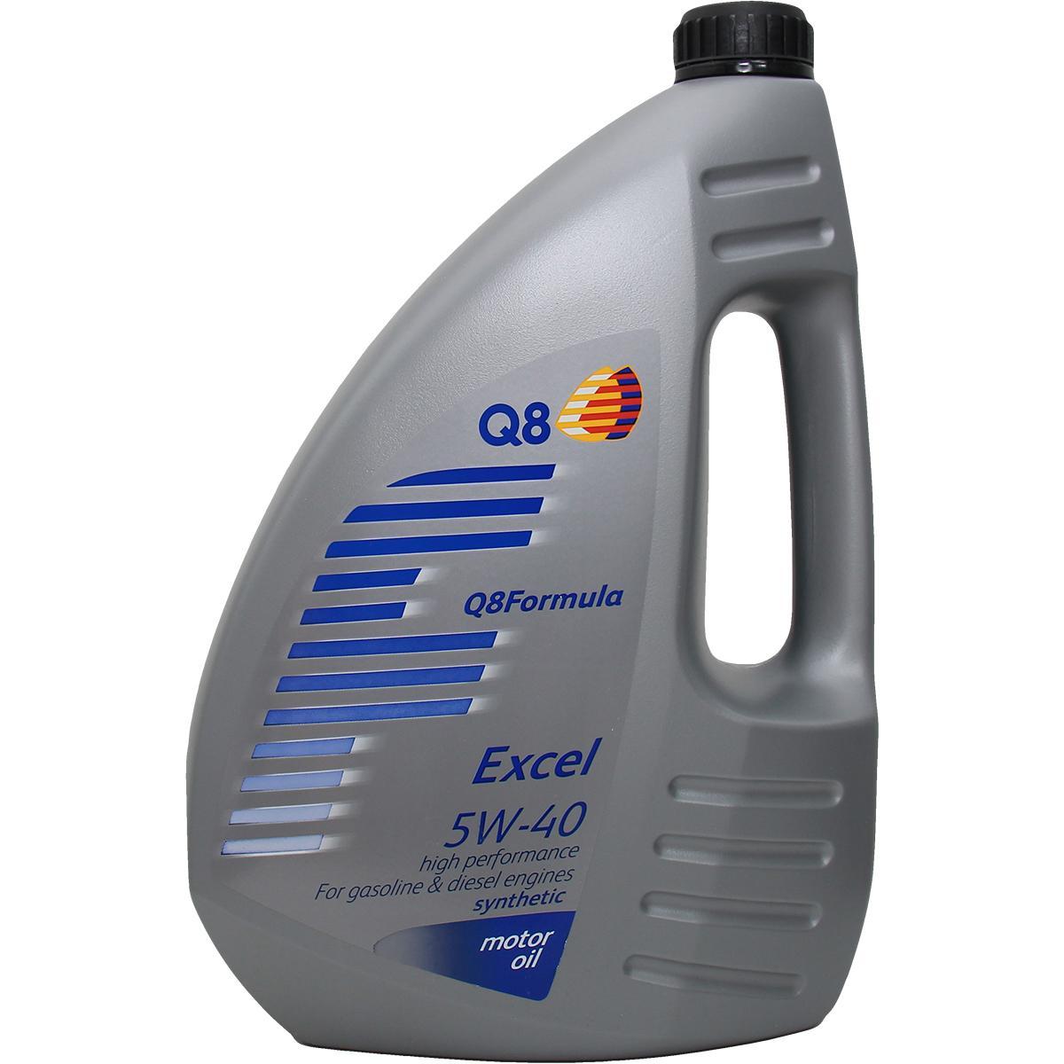 Motoröl Q8Oils 101107201654