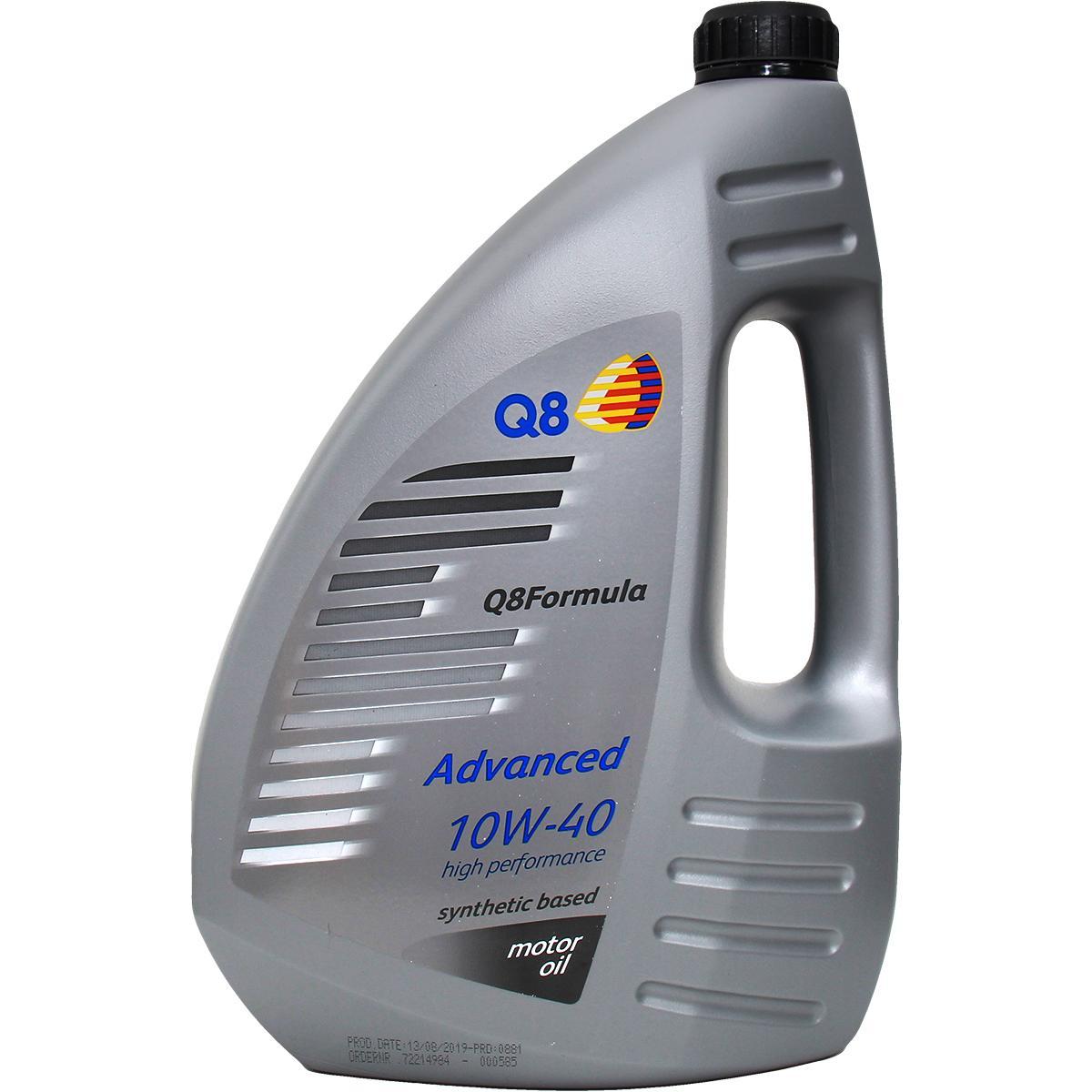 Motoröl Q8Oils 101118001654