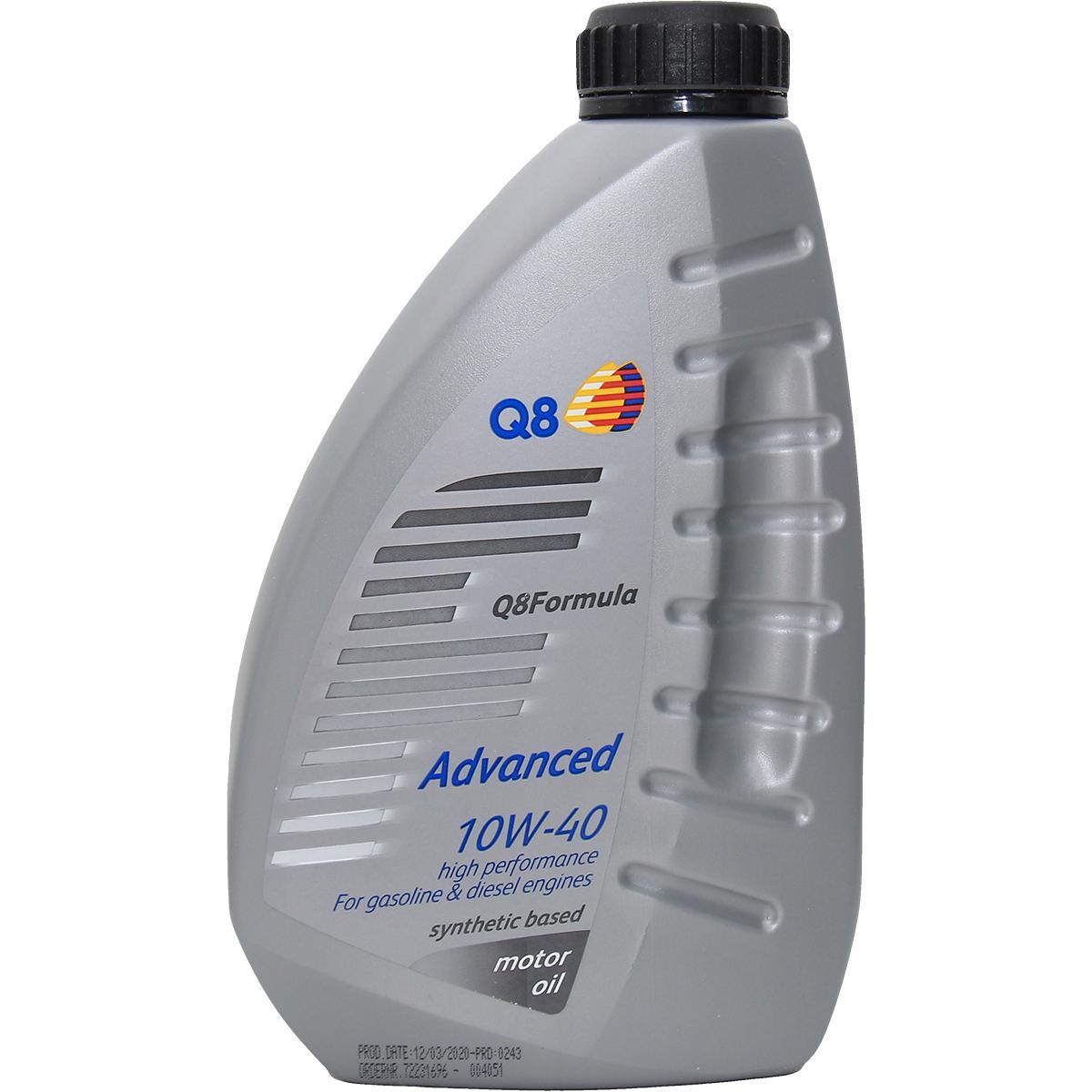 Motorenöl Q8Oils 101118001751